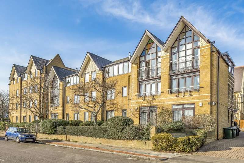 1 Bedroom Flat for sale in Hamilton Square, Finchley, N12