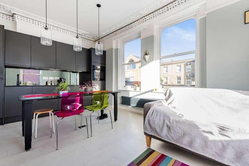 1 Bedroom Flat for sale in Highgate, N6, London, N6