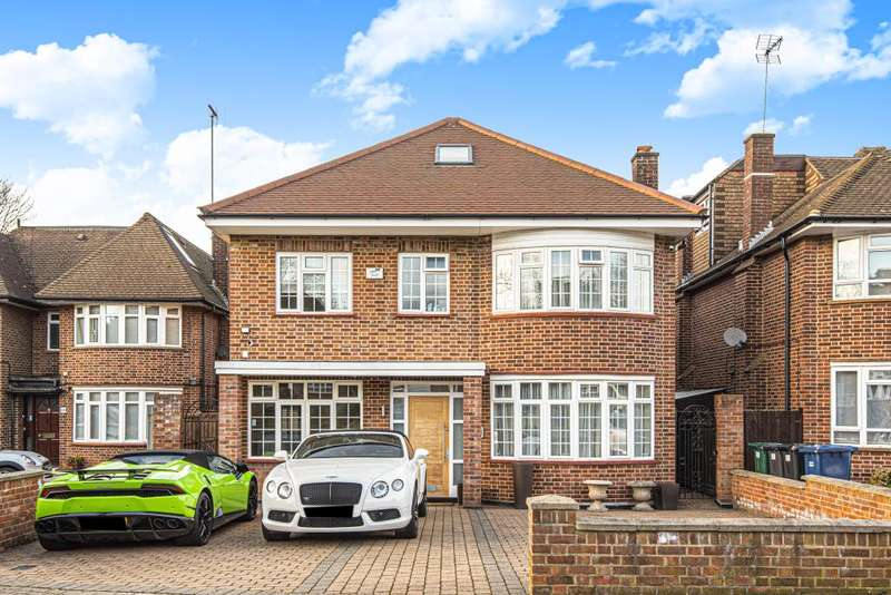 6 Bedrooms Detached House for sale in Grass Park, Finchley, N3