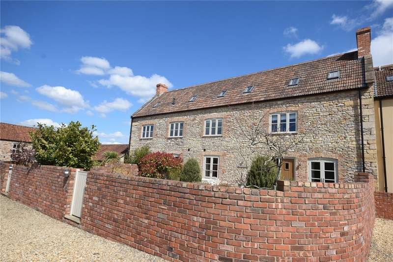 4 Bedrooms Terraced House for sale in Dulcote, Wells, BA5