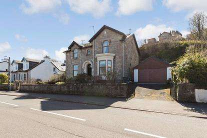 4 Bedrooms Detached House for sale in Main Road, Langbank