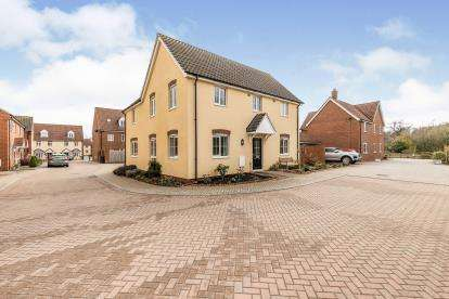 5 Bedrooms Detached House for sale in Wymondham, Norwich, Norfolk