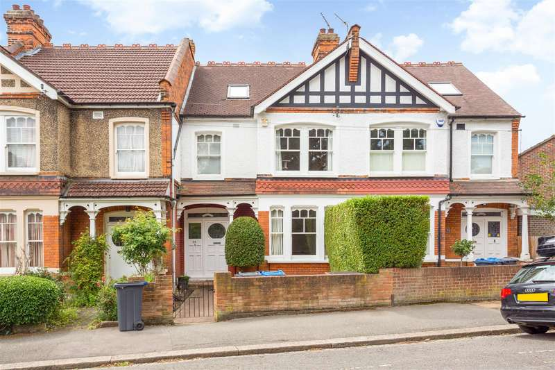 4 Bedrooms House for sale in Langham Road, West Wimbledon, SW20