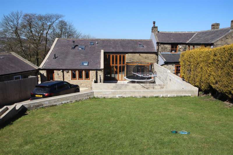 5 Bedrooms Barn Conversion Character Property for sale in Back Shaw Lane, Keighley