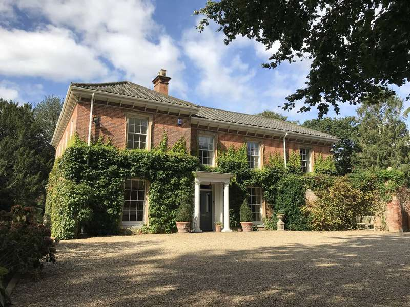 13 Bedrooms Detached House for sale in The Old Rectory, Church Lane, Sparham