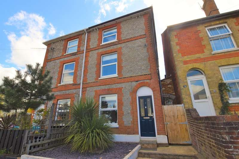 4 Bedrooms Semi Detached House for sale in Fellows Road, Cowes