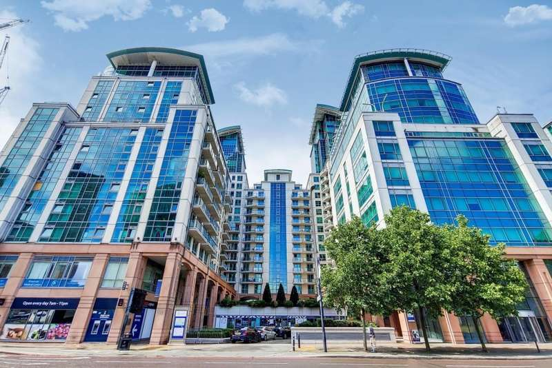 2 Bedrooms Apartment Flat for sale in St George Wharf, London, SW8
