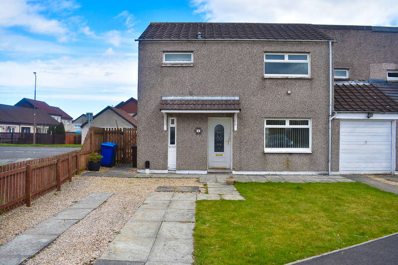 4 Bedrooms Semi Detached House for sale in Beauly Drive, Craigshill, Livingston