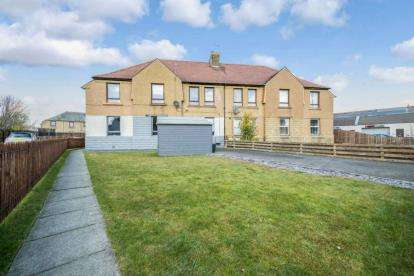 3 Bedrooms Flat for sale in Harrysmuir Road, Pumpherston