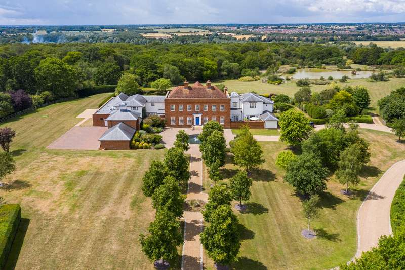 6 Bedrooms House for sale in Mope Lane, Wickham Bishops, Essex