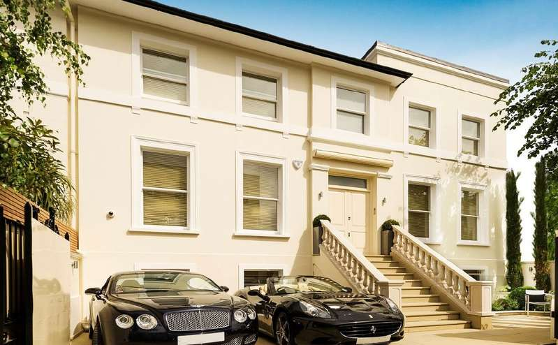 5 Bedrooms House for sale in Victoria Road, Kensington, London