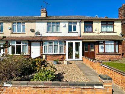 3 Bedrooms Terraced House for sale in Savernake Road, Leicester, Leicestershire, England