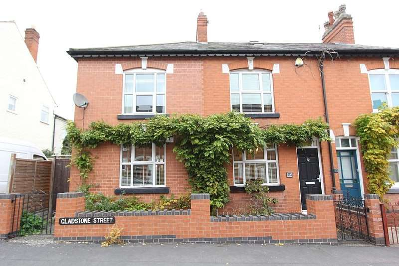 4 Bedrooms Semi Detached House for sale in Gladstone Street, Leicester, Leicestershire, LE7