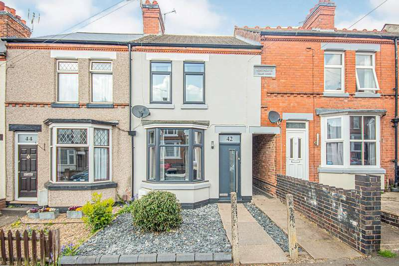 2 Bedrooms House for sale in Clarendon Road, Hinckley, Leicestershire, LE10