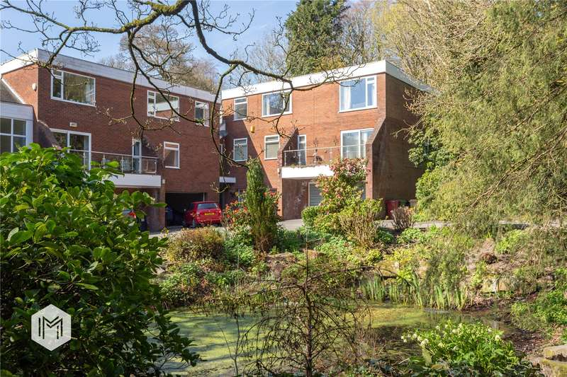 2 Bedrooms Flat for sale in Whinslee Drive, Lostock, Bolton, Greater Manchester, BL6