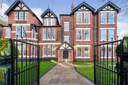 2 Bedrooms Flat for sale in Sandringham Manor, Sandringham Drive, Liverpool, L17