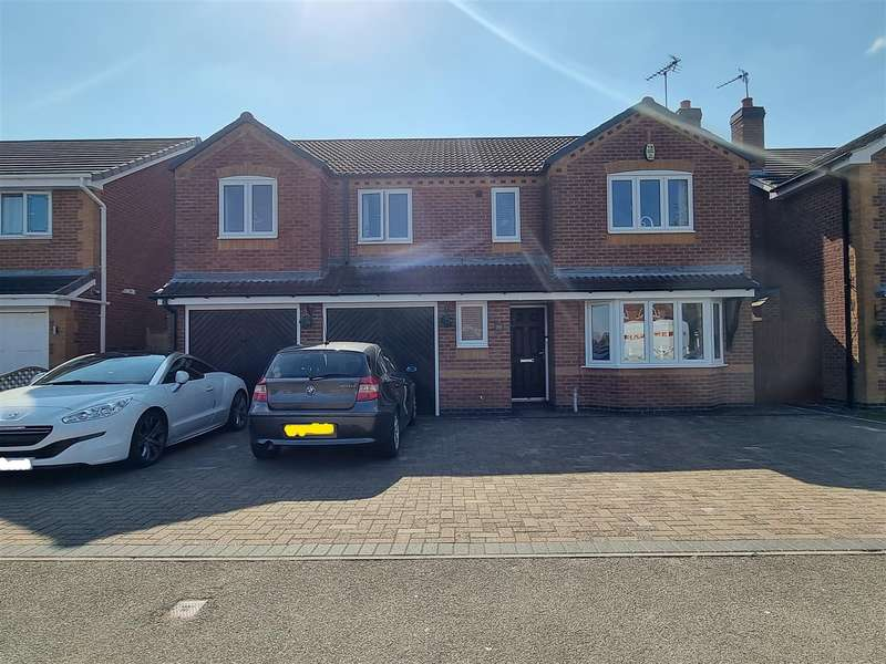 6 Bedrooms Detached House for sale in Sovereign Way, Heanor