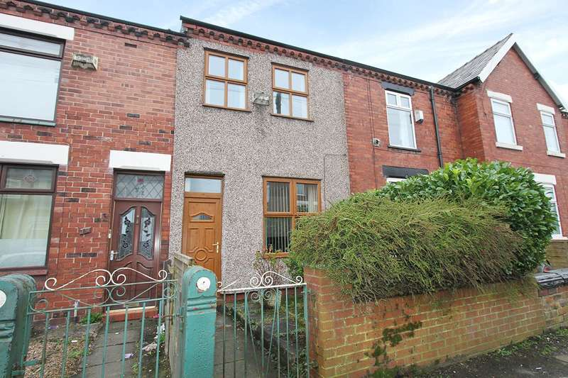 2 Bedrooms Terraced House for sale in Old Road, Ashton-in-Makerfield, Wigan, WN4 9BG