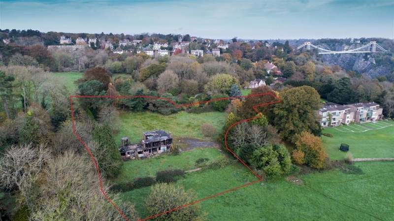 6 Bedrooms Detached House for sale in Rownham Hill, Bristol