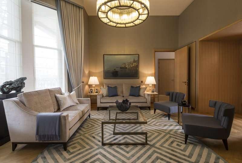 1 Bedroom Flat for sale in One Kensington Gardens, Kensington Road, London W8