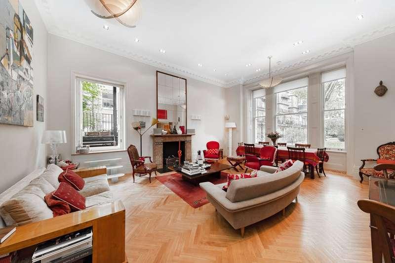 3 Bedrooms Flat for sale in Bina Gardens, South Kensington, London