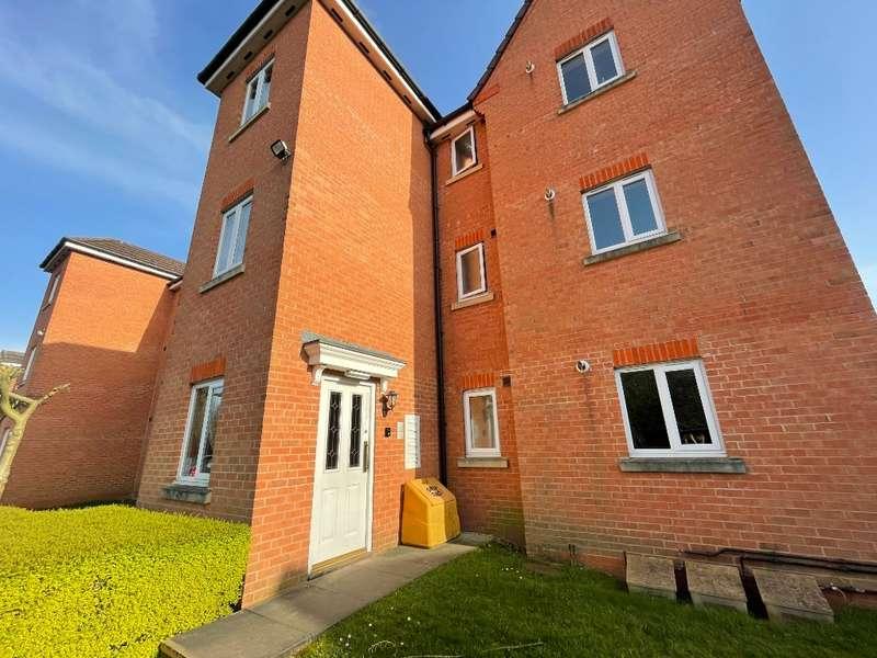 2 Bedrooms Flat for sale in Barons Close, , Kirby Muxloe, LE9 2BU