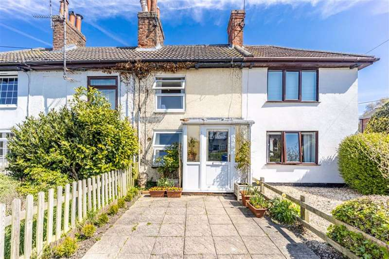 2 Bedrooms Terraced House for sale in Willoughby Road, Boston