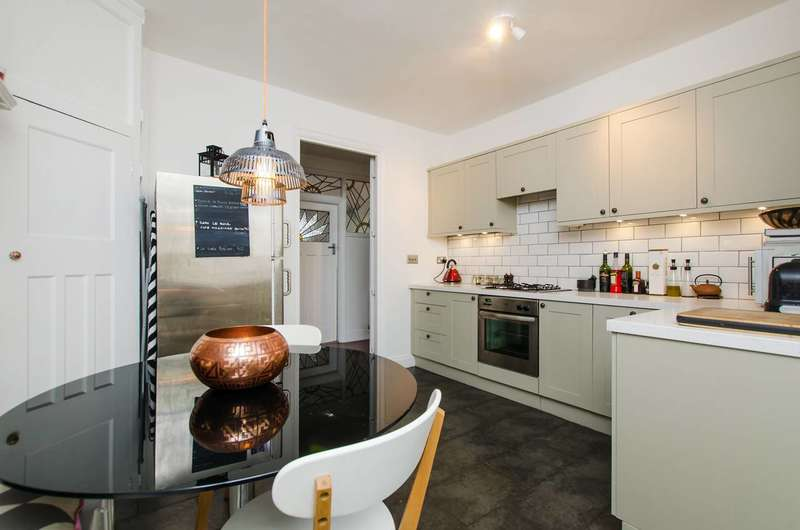 2 Bedrooms Flat for sale in Leigham Avenue, Streatham Hill, SW16
