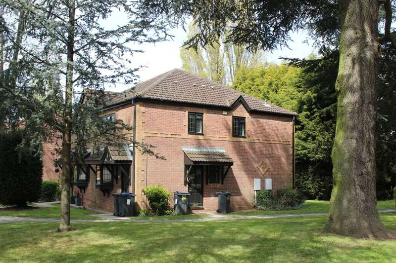 1 Bedroom Flat for sale in The Cedars, Birmingham, B25