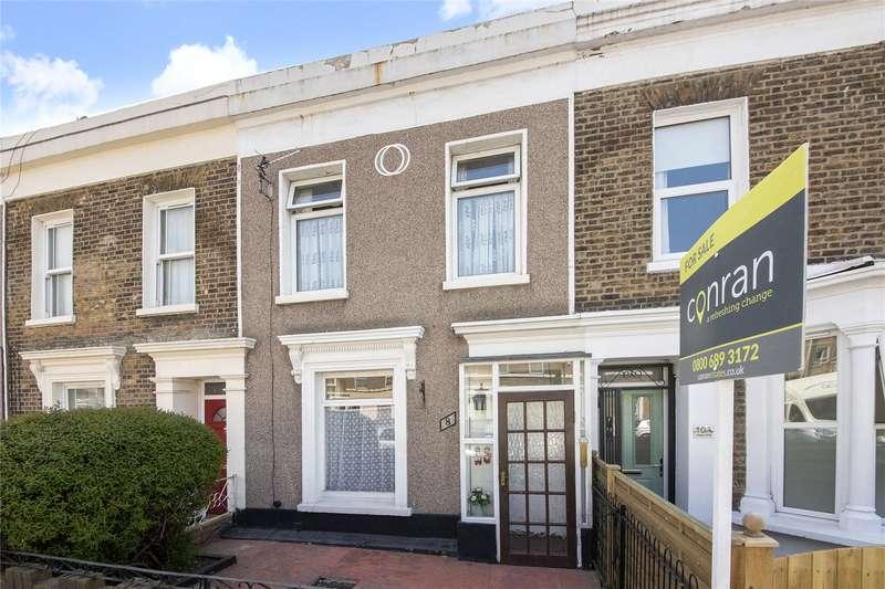 3 Bedrooms Terraced House for sale in Malpas Road, Brockley, SE4
