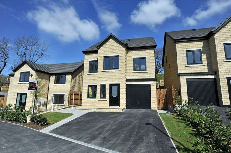 4 Bedrooms Detached House for sale in Plot 8 Greensnook, 12 Buttermere Avenue, OL13