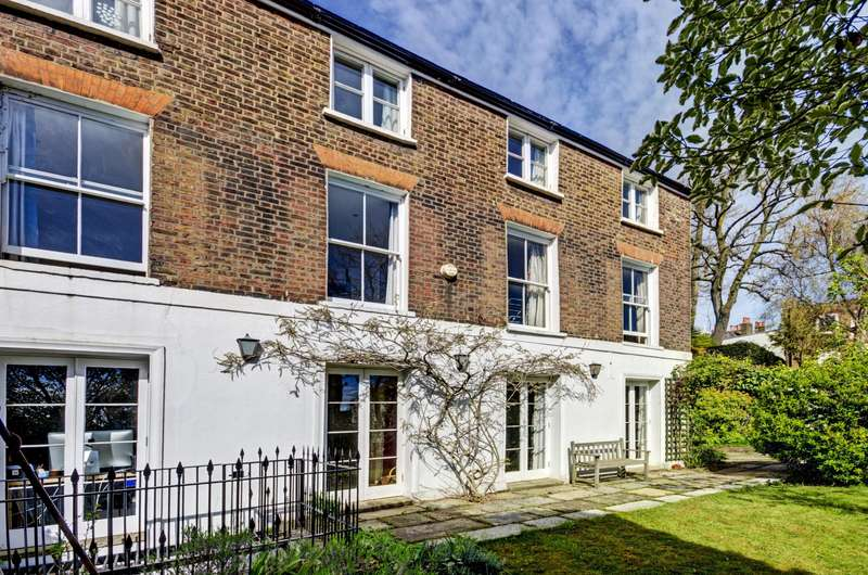 5 Bedrooms House for sale in The Mount, Hampstead Village, London, NW3