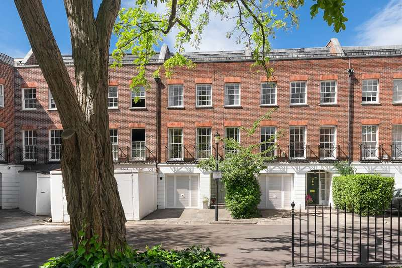 4 Bedrooms Terraced House for sale in Somerset Square, Holland Park, London