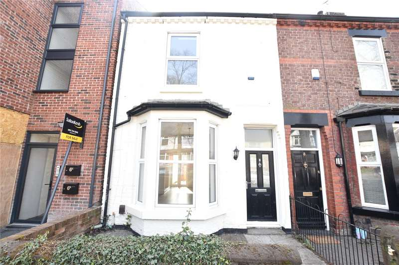 2 Bedrooms End Of Terrace House for sale in Rose Lane, Mossley Hill, Liverpool, L18