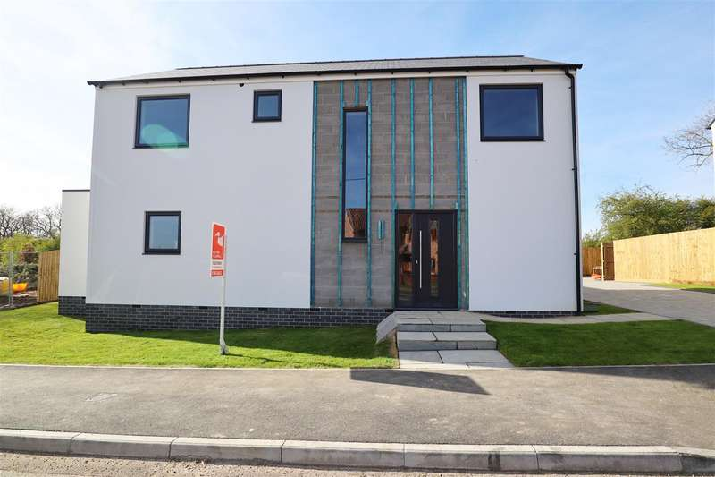 4 Bedrooms Detached House for sale in Waterford Lane, Cherry Willingham