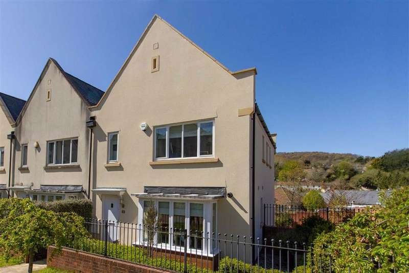 4 Bedrooms Terraced House for sale in Ricardo Drive, Dursley, GL11