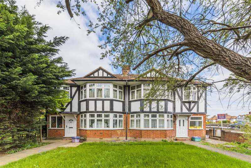 1 Bedroom Apartment Flat for sale in Huntley Way, Raynes Park, SW20