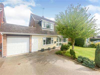 4 Bedrooms Property for sale in Greenway, Kibworth Beauchamp, Leicester