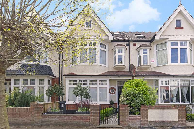 4 Bedrooms House for sale in Chatsworth Avenue, Wimbledon Chase, SW20
