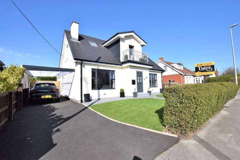 5 Bedrooms Detached Bungalow for sale in Westfield Avenue, Blackpool