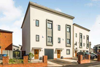 4 Bedrooms Semi Detached House for sale in Stadium Drive, Beswick, Manchester, Greater Manchester