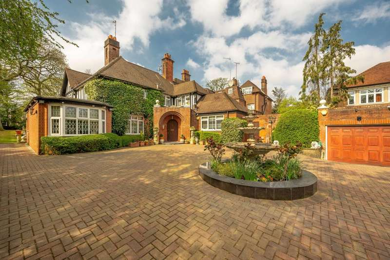 6 Bedrooms House for sale in The Bishops Avenue, Hampstead, N2