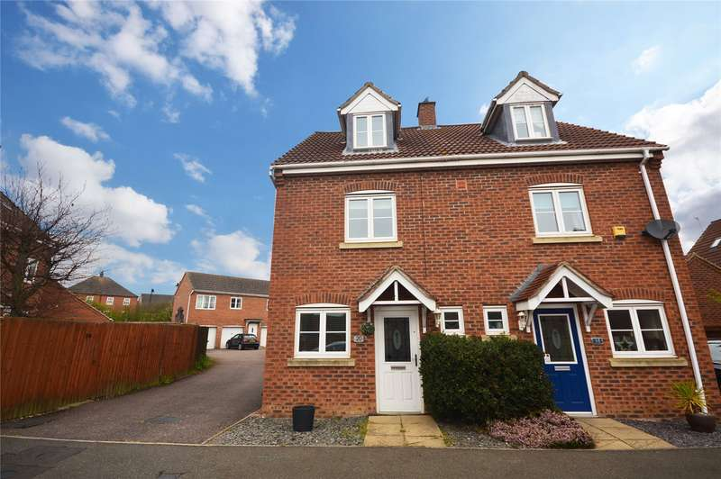 3 Bedrooms House for sale in Elder Close, Witham St. Hughs, Lincoln, LN6
