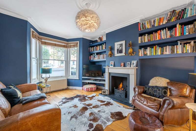 4 Bedrooms House for sale in Vespan Road, Chiswick, W12