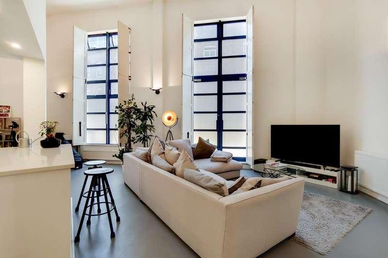 1 Bedroom Flat for sale in City Pavillions, Chilton Street, Shoreditch, E2