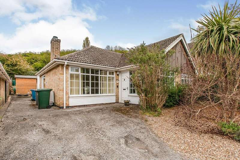 3 Bedrooms Detached Bungalow for sale in Angrave Road, East Leake, Loughborough, LE12