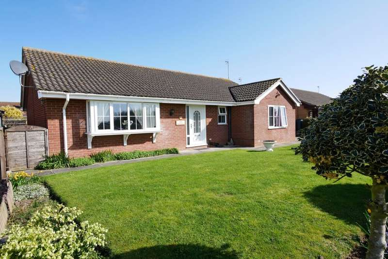 3 Bedrooms Detached Bungalow for sale in Cumberworth Lane, Mumby, Alford, LN13