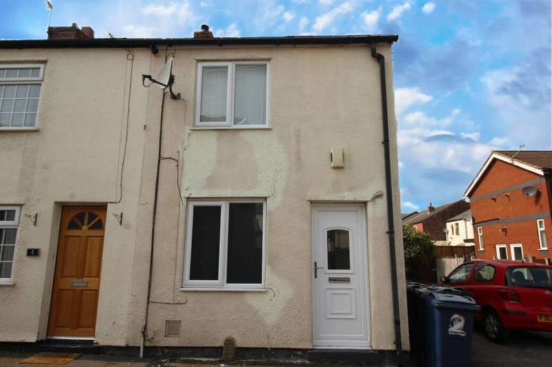 2 Bedrooms Terraced House for sale in Taylor Street, Skelmersdale, WN8