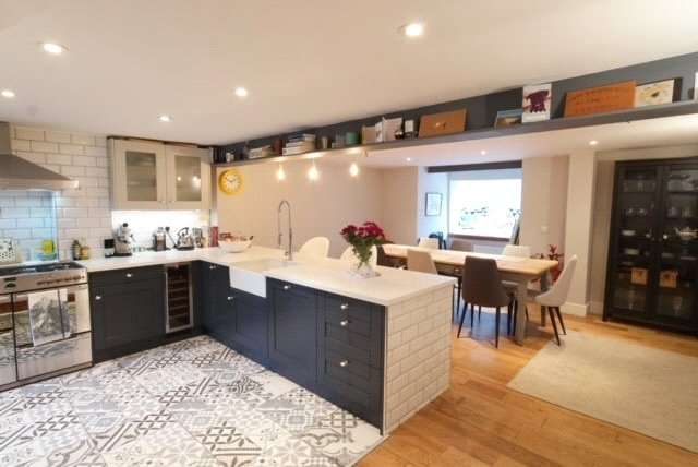 3 Bedrooms Flat for sale in Brownswood Road, London, N4