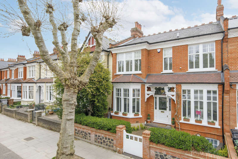 5 Bedrooms Terraced House for sale in Grand Avenue, Muswell Hill, N10